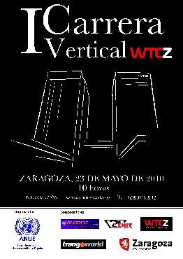 PRIMERA CARRERA VERTICAL DEL WTCZ