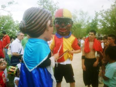 LOS CABEZUDOS DEL ACTUR