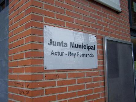 PLENO DE LA JUNTA MUNICIPAL