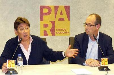 IGNACIO ALVO, PRESIDENTE DEL COMITÉ LOCAL DEL PAR DE ZARAGOZA